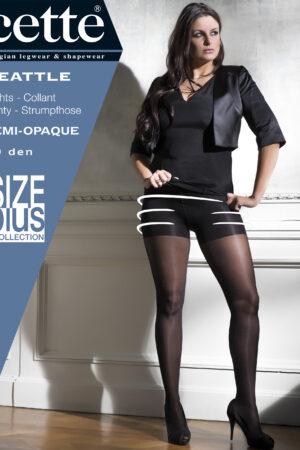 Cette tights Seattle plus size
