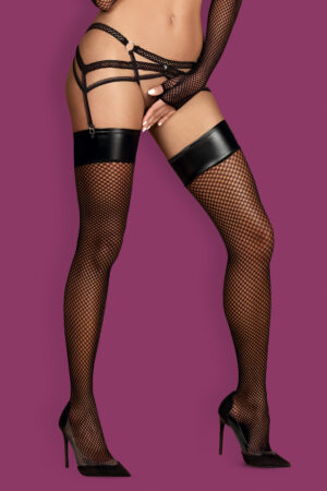Obsessive Darkie Stockings