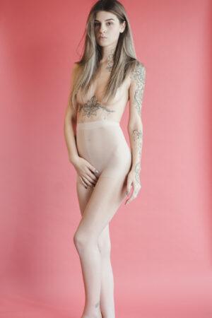 Fiore Lili Powder Pantyhose