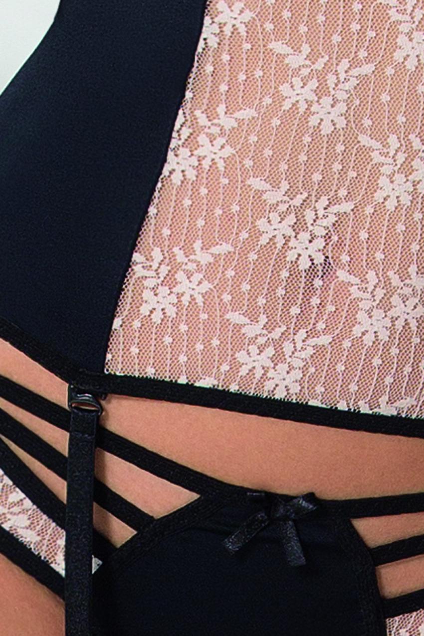 Lingerie Passion Nea Corset Close Up