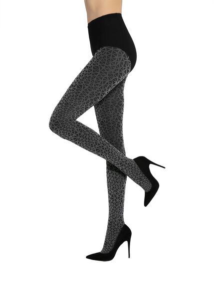 Sassi topino gray Gatta opaque tights