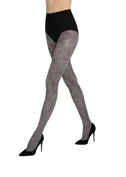 Snake Gatta opaque fancy tights